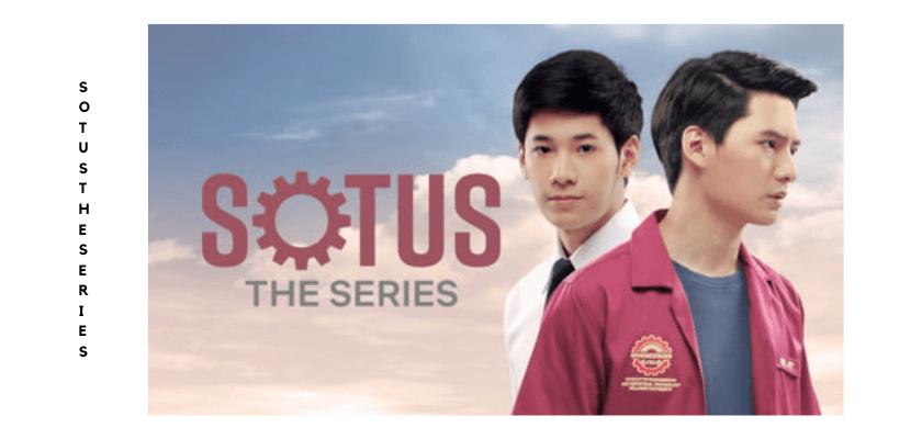 พี่ว้ากตัวร้ายกับนายปีหนึ่ง SOTUS The Series